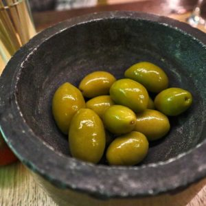 Ελιές Πράσινες Χαλκιδικής Mammouth 250γραμμάρια