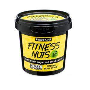 Beauty Jar Fitness Nuts Scrub σώματος